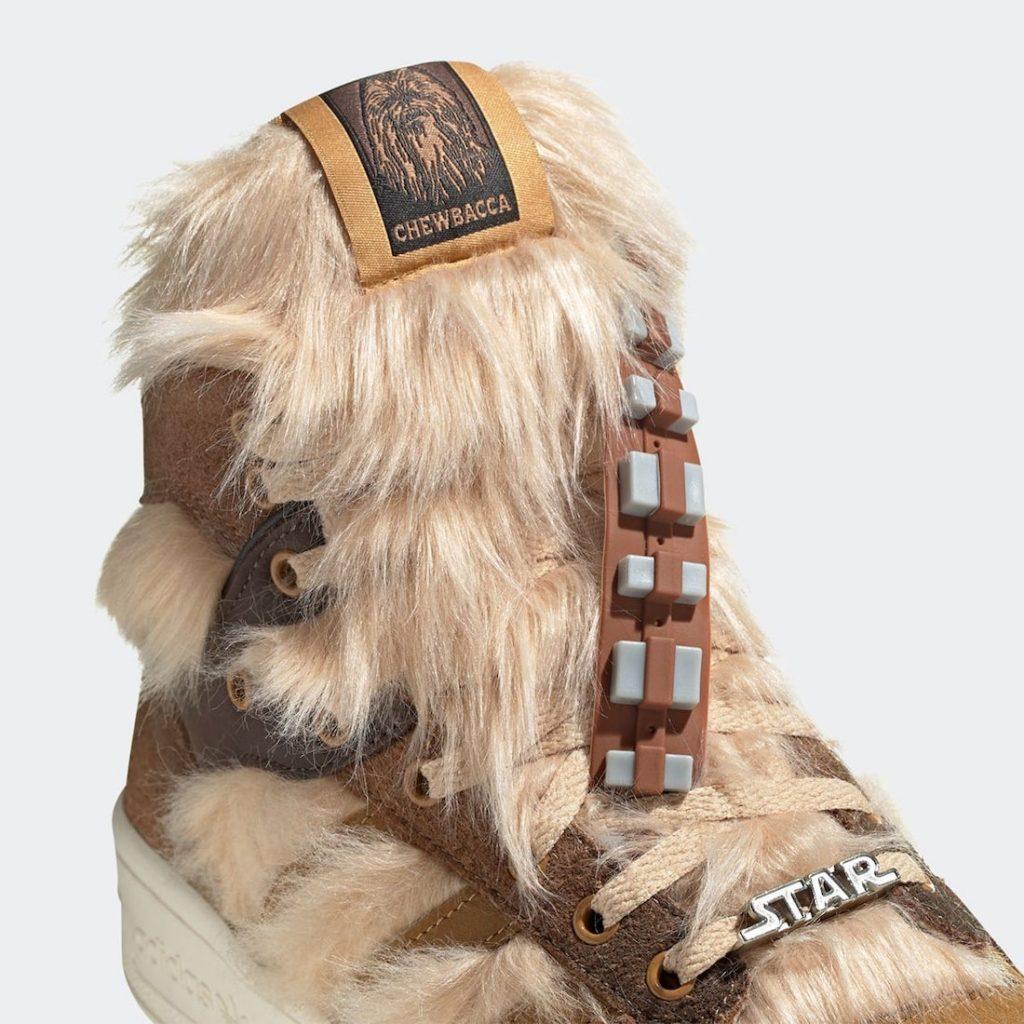 Star Wars adidas Rivalry Hi Chewbacca FX9290 Release Date Info