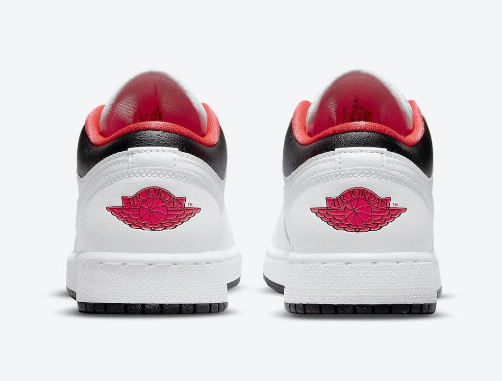 Air Jordan 1 Low GS Chicago Home 553560-160 Release Date Info