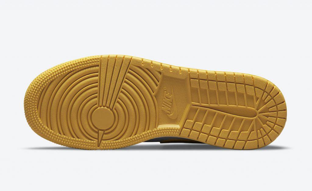 Air Jordan 1 Low GS Mustard 553560-171 Release Date Info