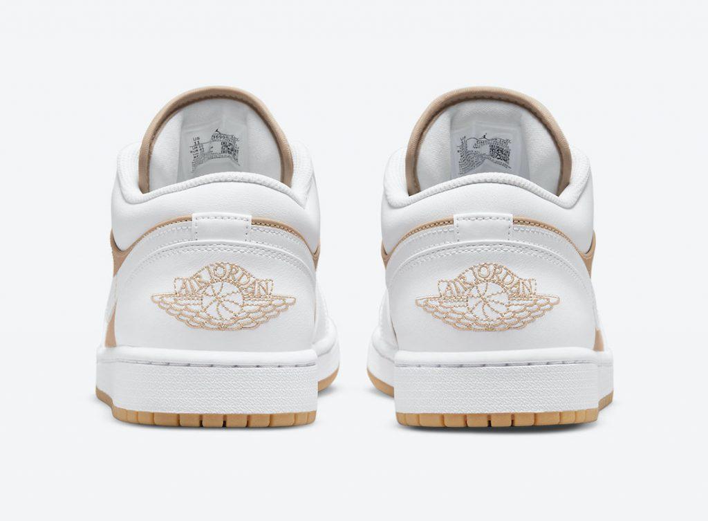 Air Jordan 1 Mid White Tan DN6999-100 Release Date Info