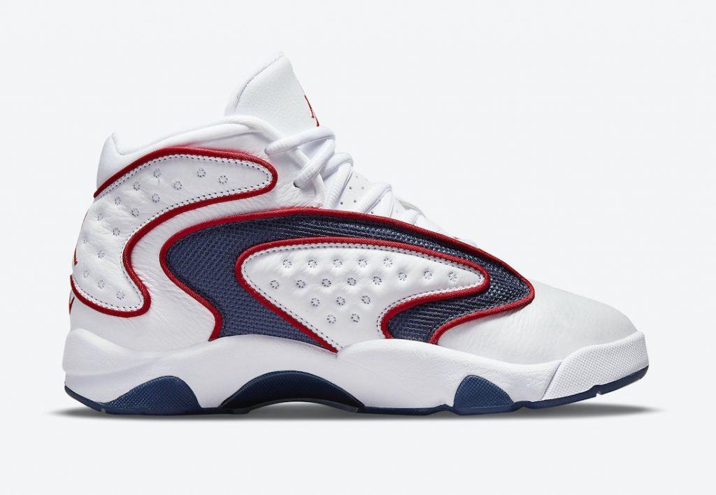 Air Jordan Womens OG USA 133000-100 Release Date Info