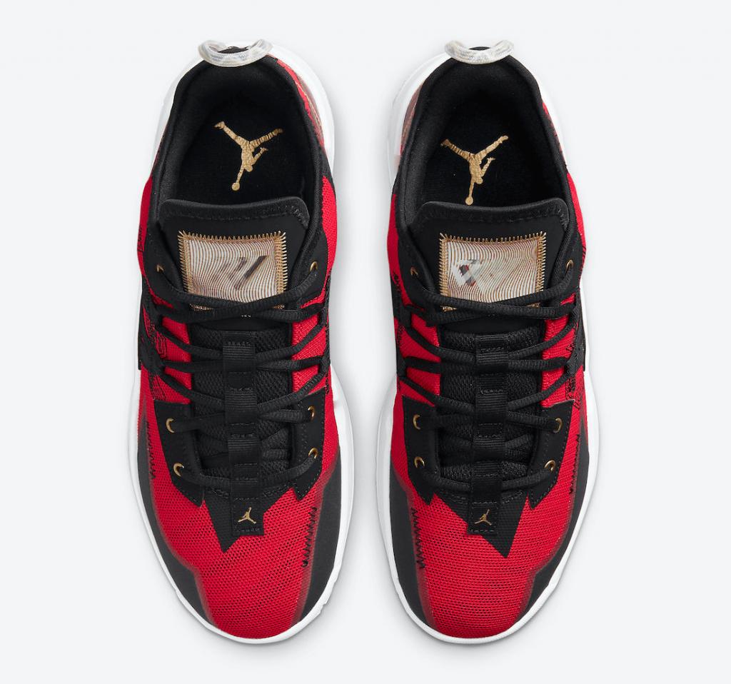 Jordan Westbrook One Take II Black Red CW2457-607 Release Date Info