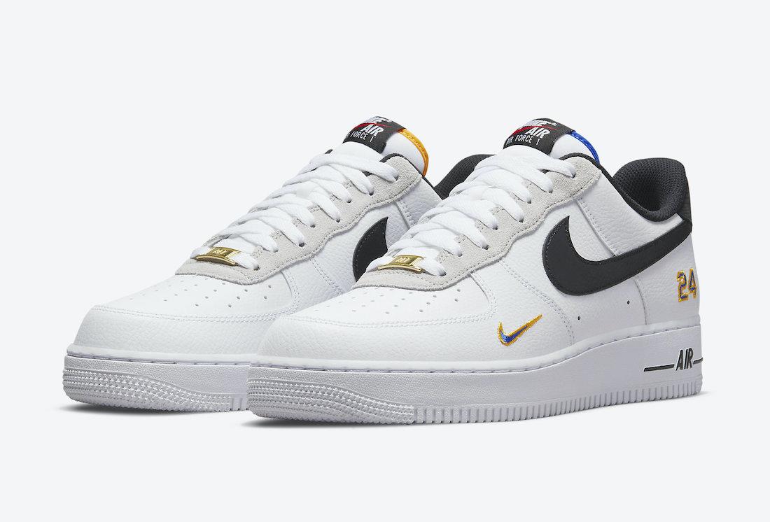 Nike Air Force 1 Low Swingman DJ5192-100 Release Date Info