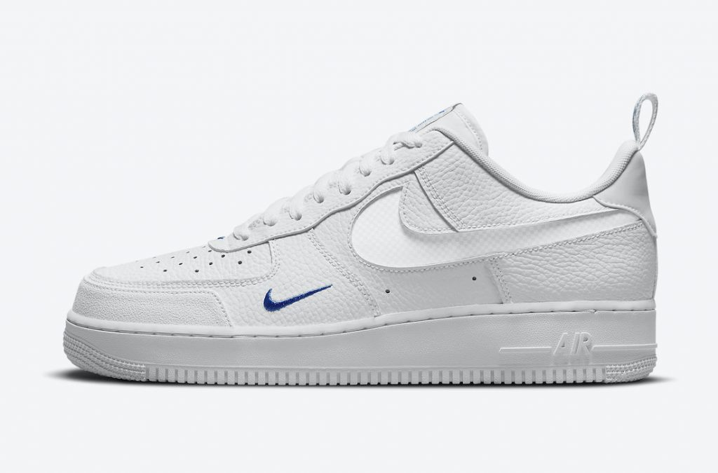 Nike Air Force 1 Low White Blue DN4433-100 Release Date Info