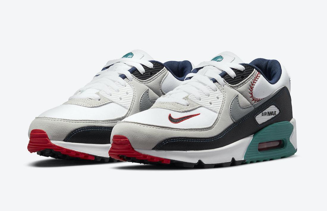 Nike Air Max 90 Swingman DJ5190-100 Release Date Info