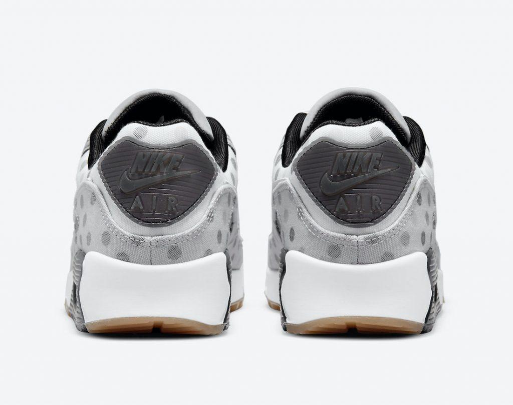 Nike Air Max 90 White Polka CZ1929-100 Release Date Info