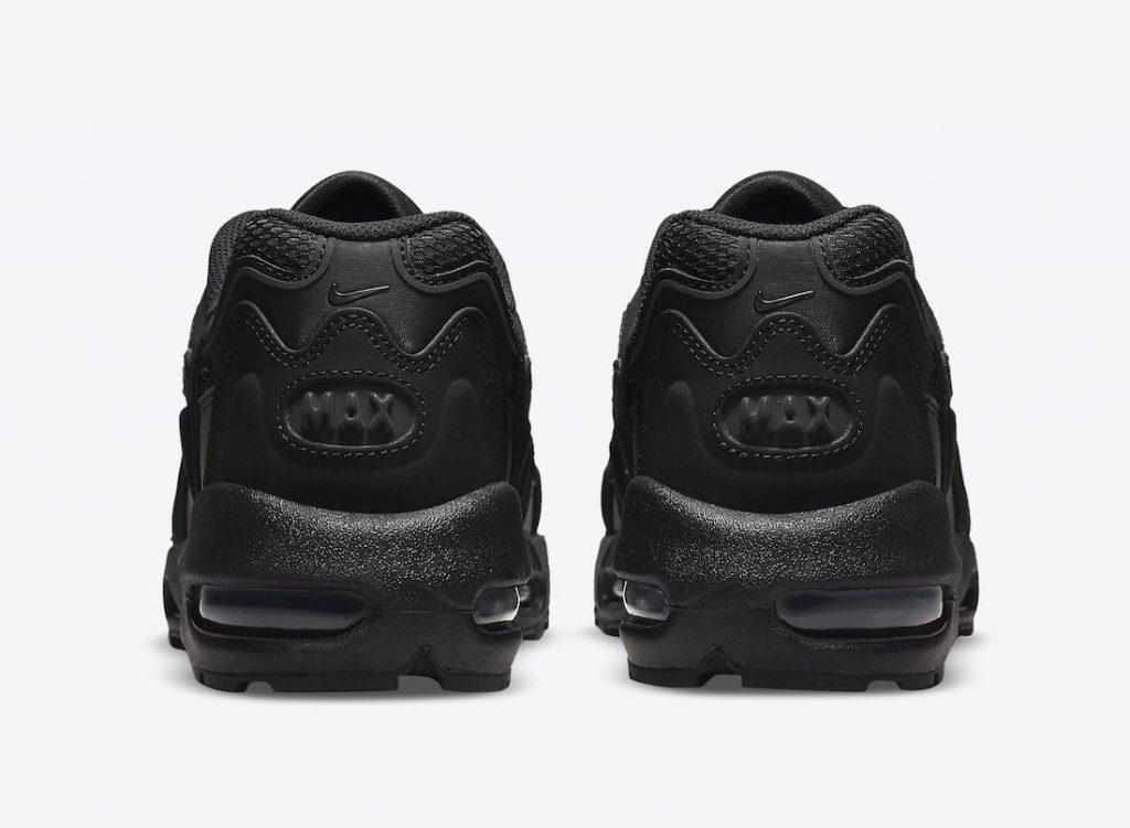 Nike Air Max 96 II Triple Black DJ0328-001 Release Date Info