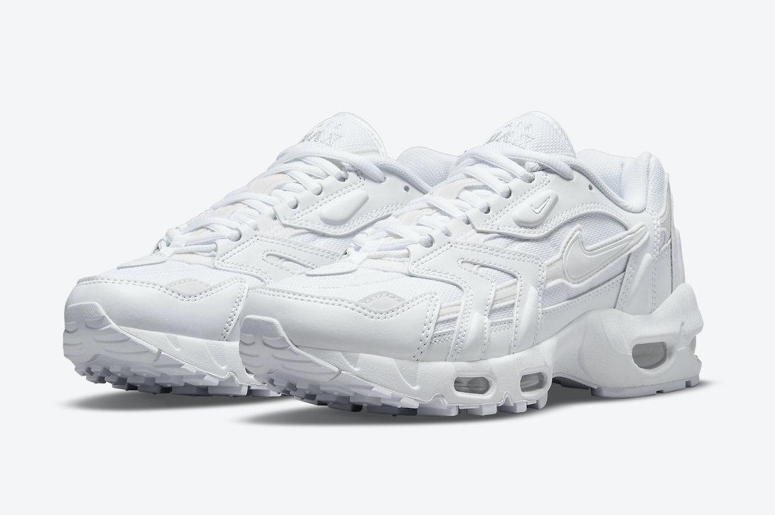 Nike Air Max 96 II Triple White DM2361-100 Release Date Info