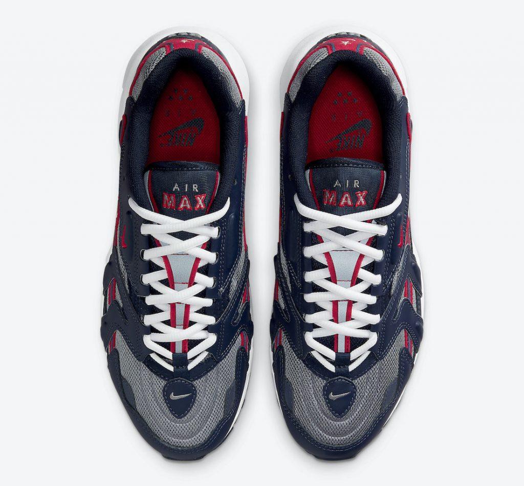 Nike Air Max 96 II USA DB0251-400 Release Date Info
