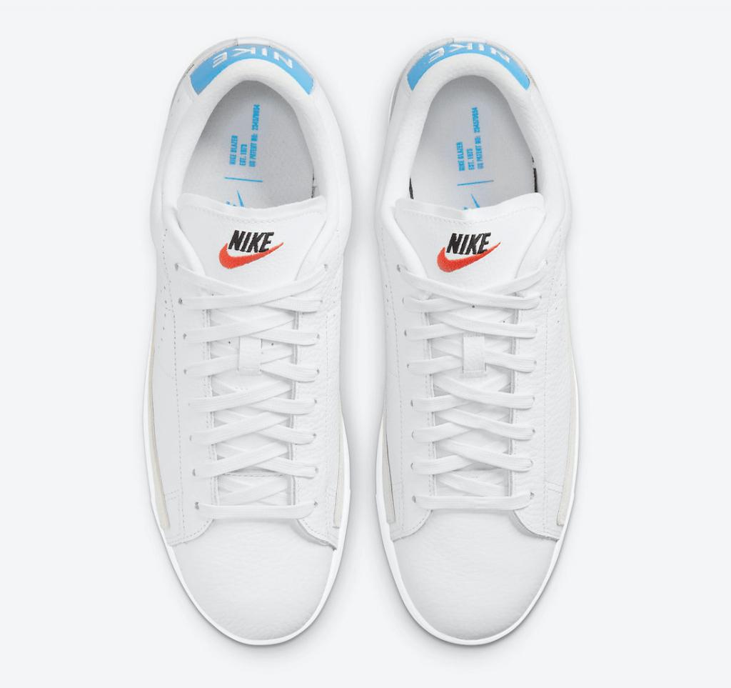 Nike Blazer Low X DN6995-101 Release Date Info