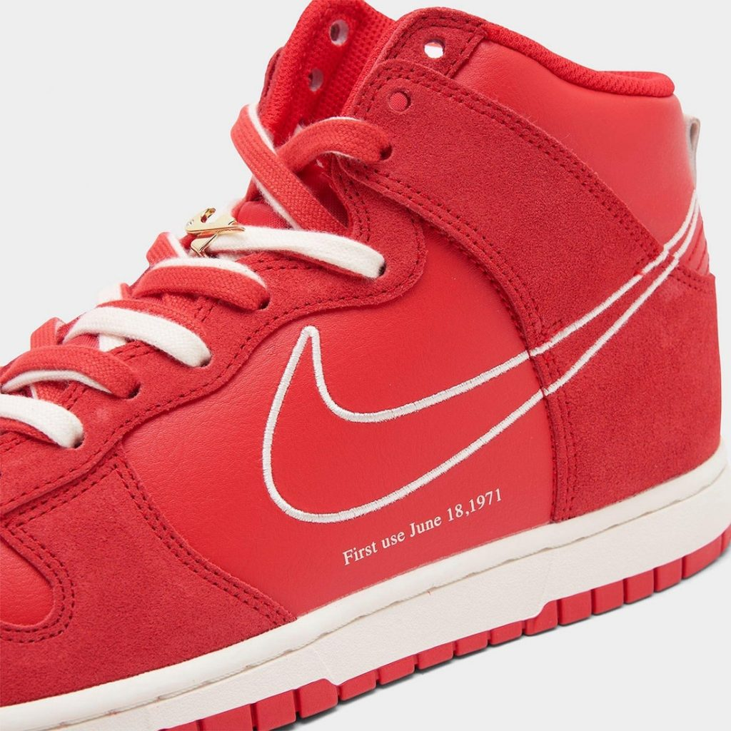 Nike Dunk High SE First Use DH0960-600 Release Date Info