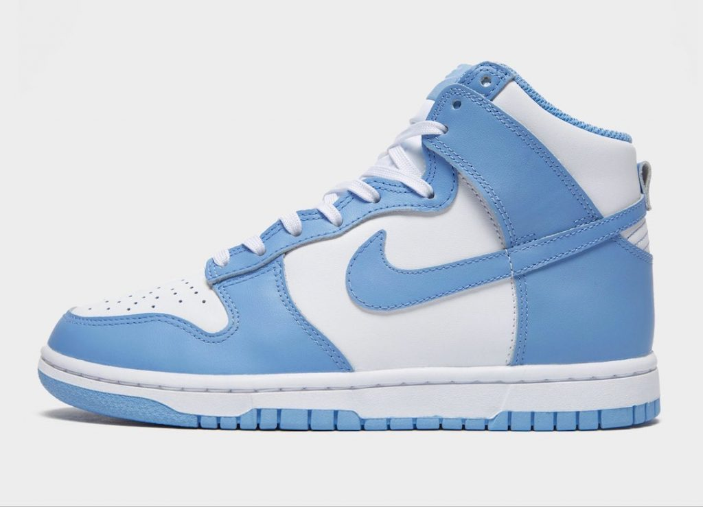 Nike Dunk High University Blue Release Date Info