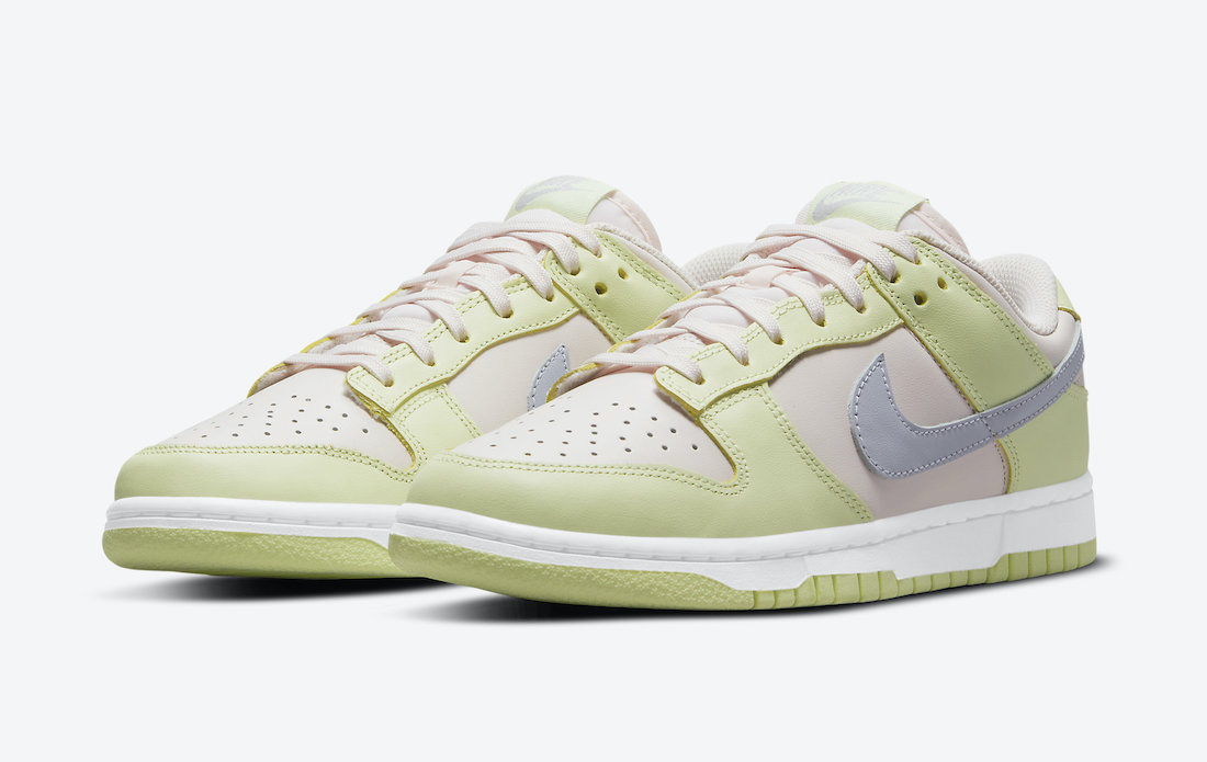 Nike Dunk Low Lime Ice DD1503-600 Release Date Info