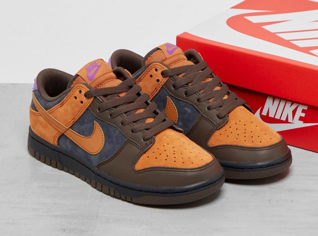 Nike Dunk Low PRM Cider DH0601-001 Release Date Info