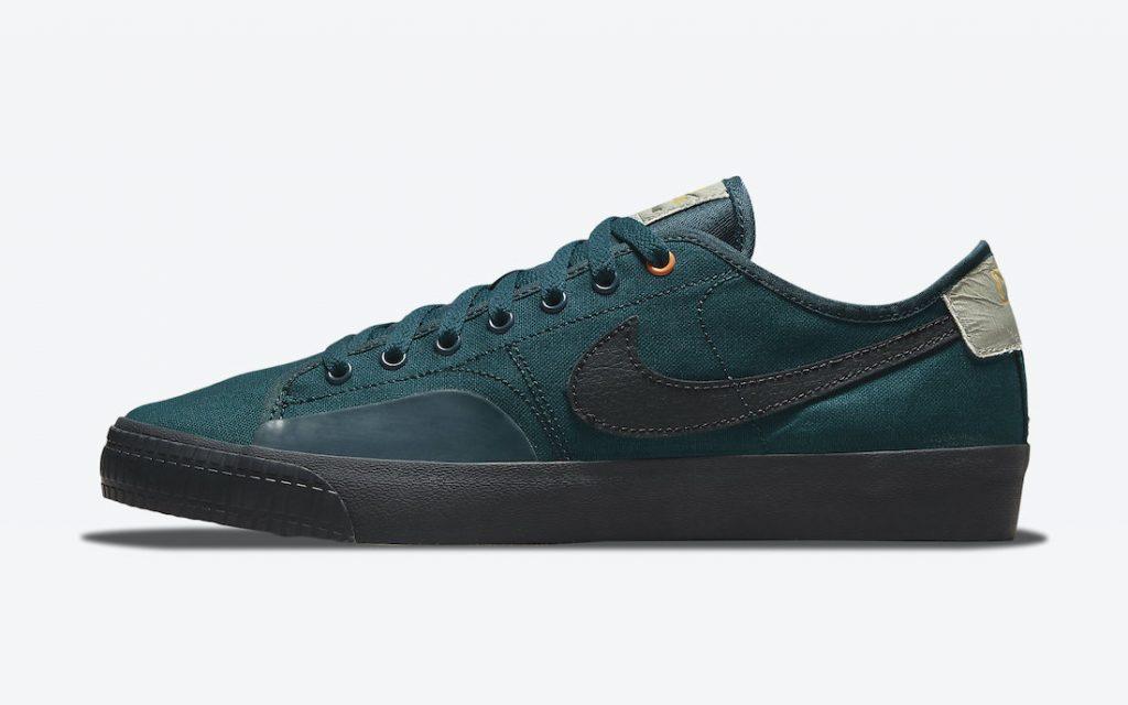 Nike SB BLZR Court DVDL CZ5605-301 Release Date Info