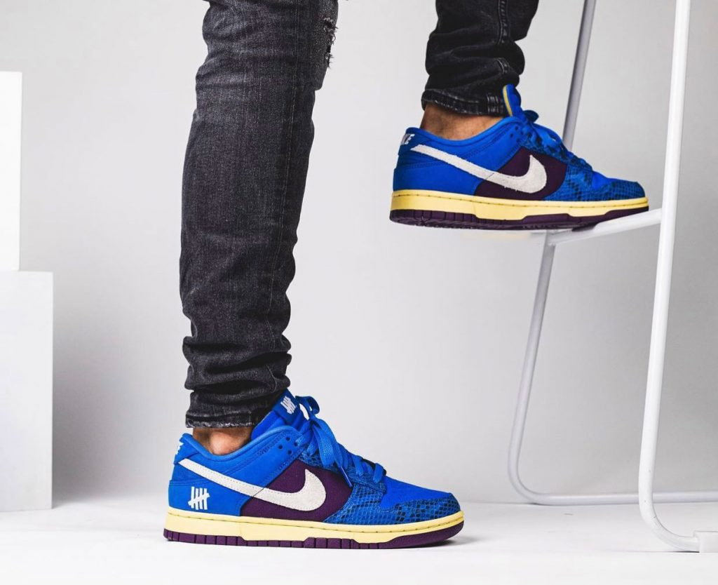 Undefeated Nike Dunk Low Dunk vs AF1 DH6508-400 Release Date Info