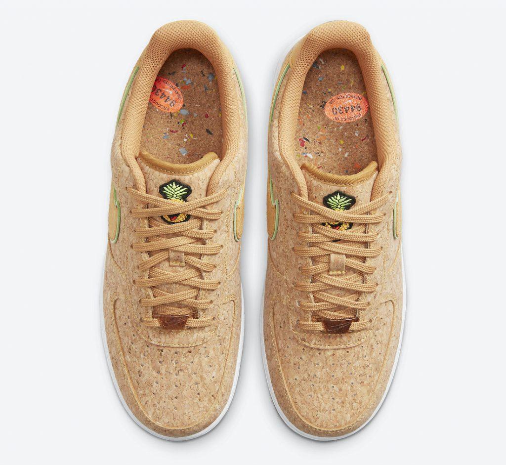 Nike Air Force 1 Low Happy Pineapple DJ2536-900 Release Date Info
