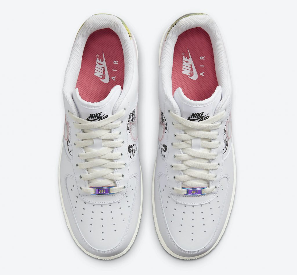 Nike Air Force 1 Low The Great Unity DM5447-111 Release Date Info