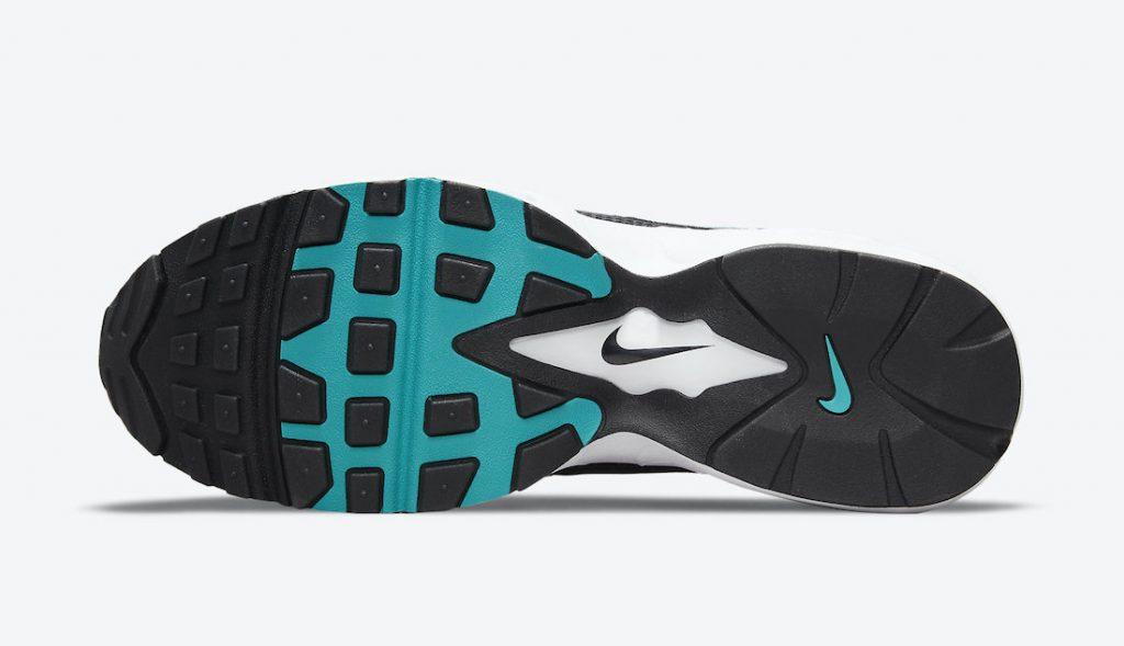 Nike Air Max 96 II Mystic Teal CZ1921-101 Release Date Info