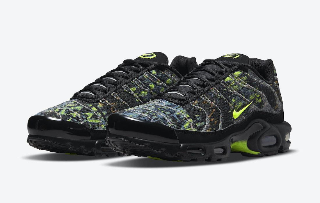Nike Air Max Plus DM9594-001 Release Date Info