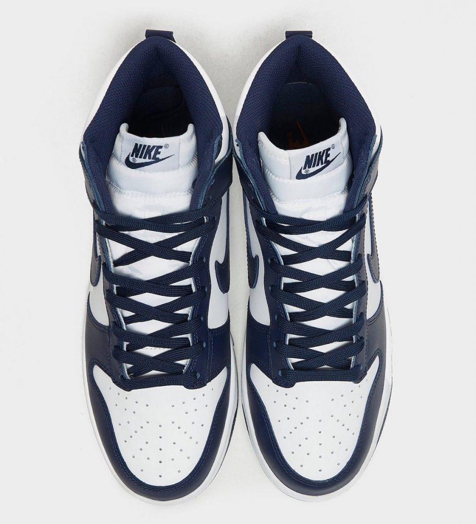 Nike Dunk High Midnight Navy Release Date Info