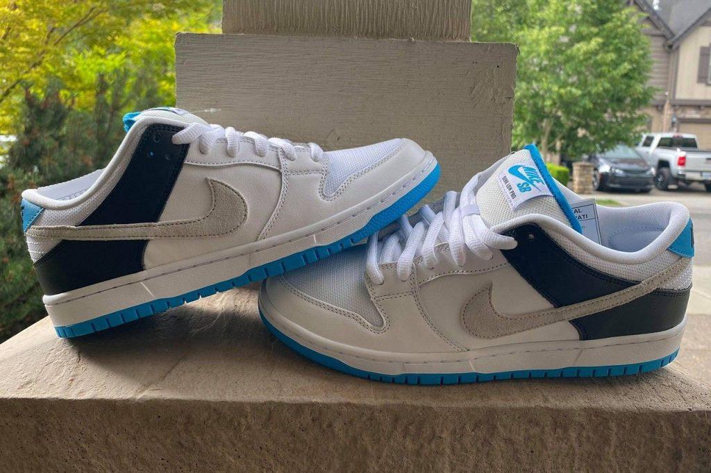 Nike SB Dunk Low Laser Blue Release Date Info