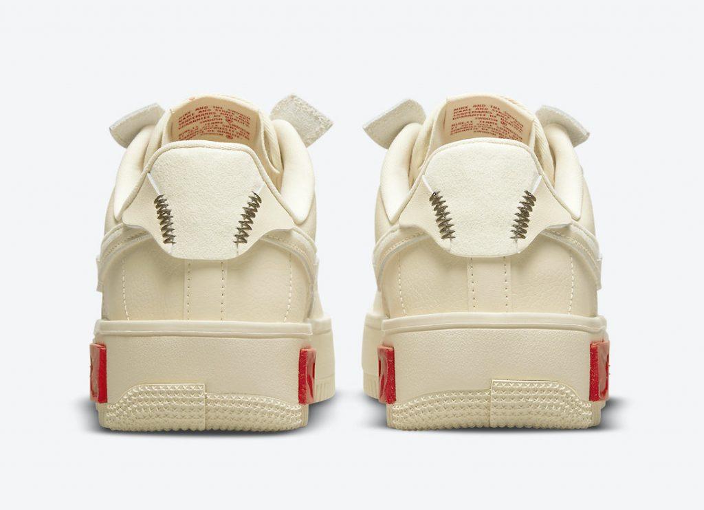 Nike Air Force 1 Fontanka Pearl White DA7024-200 Release Date Info