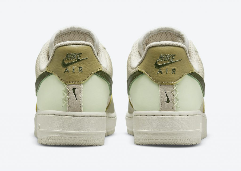 Nike Air Force 1 Low Rough Green DO6717-001 Release Date Info