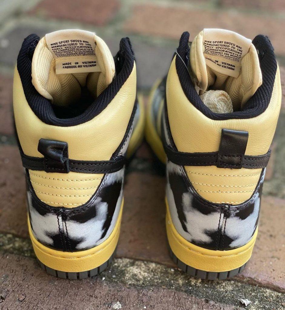 Nike Dunk High Black Acid Wash DD9404-700 Release Date Info