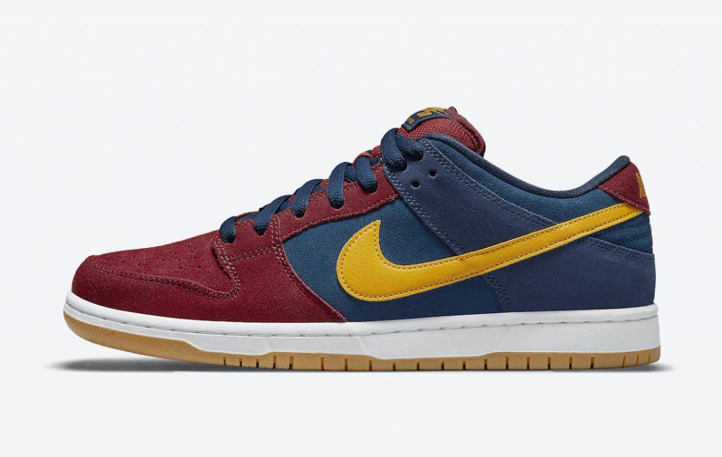 Nike SB Dunk Low Barcelona DJ0606-400 Release Date Info