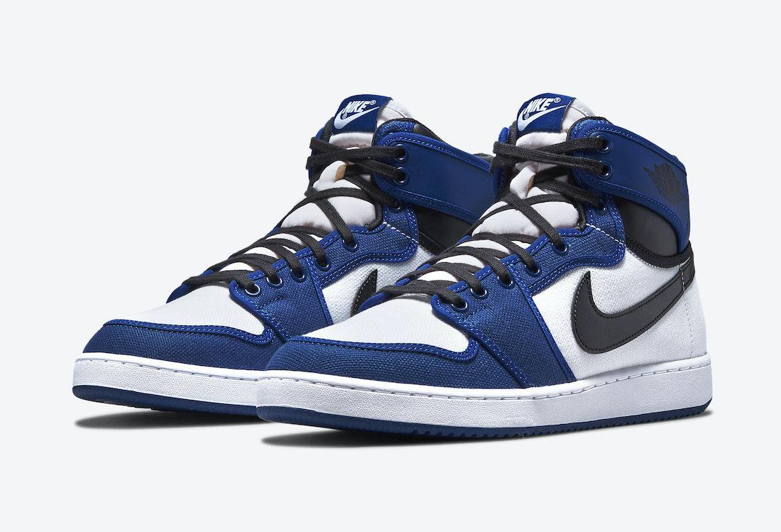Air Jordan 1 KO Storm Blue DO5047-401 Release Date Info