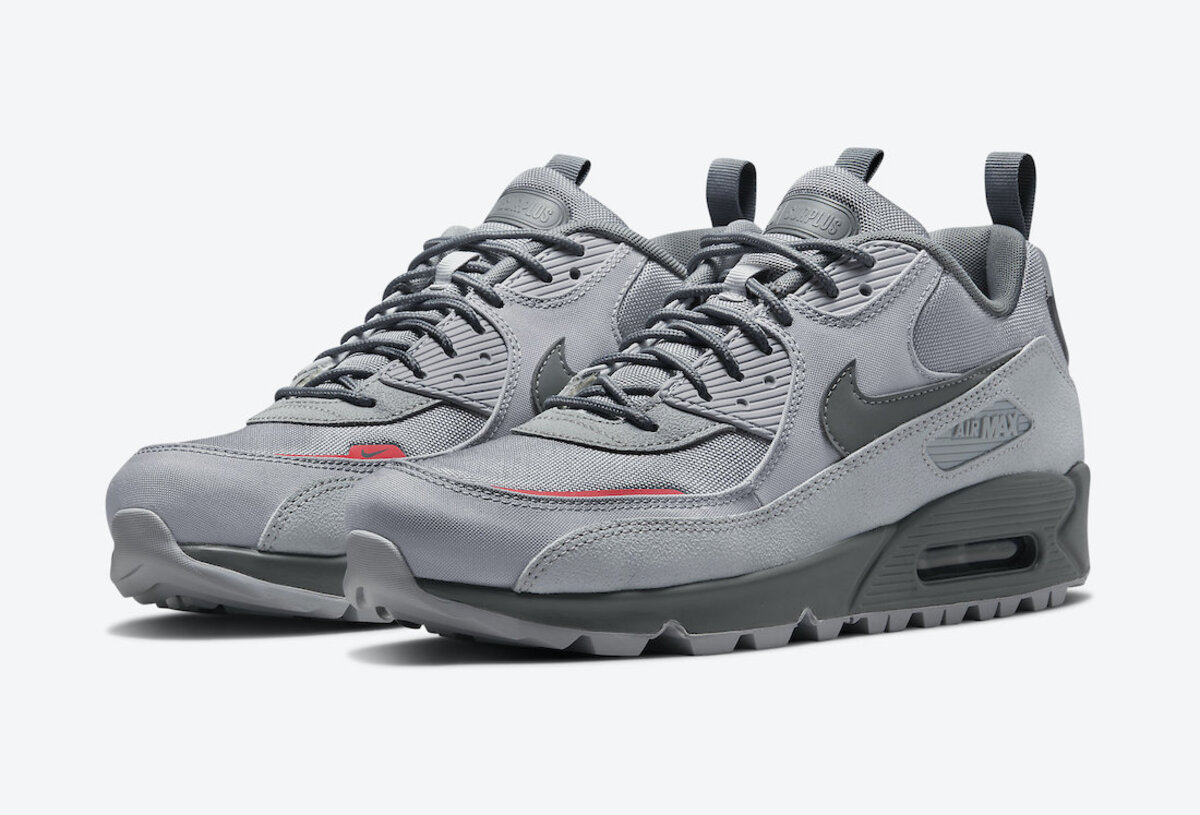Nike Air Max 90 Surplus Wolf Grey DC9389-001 Release Date Info