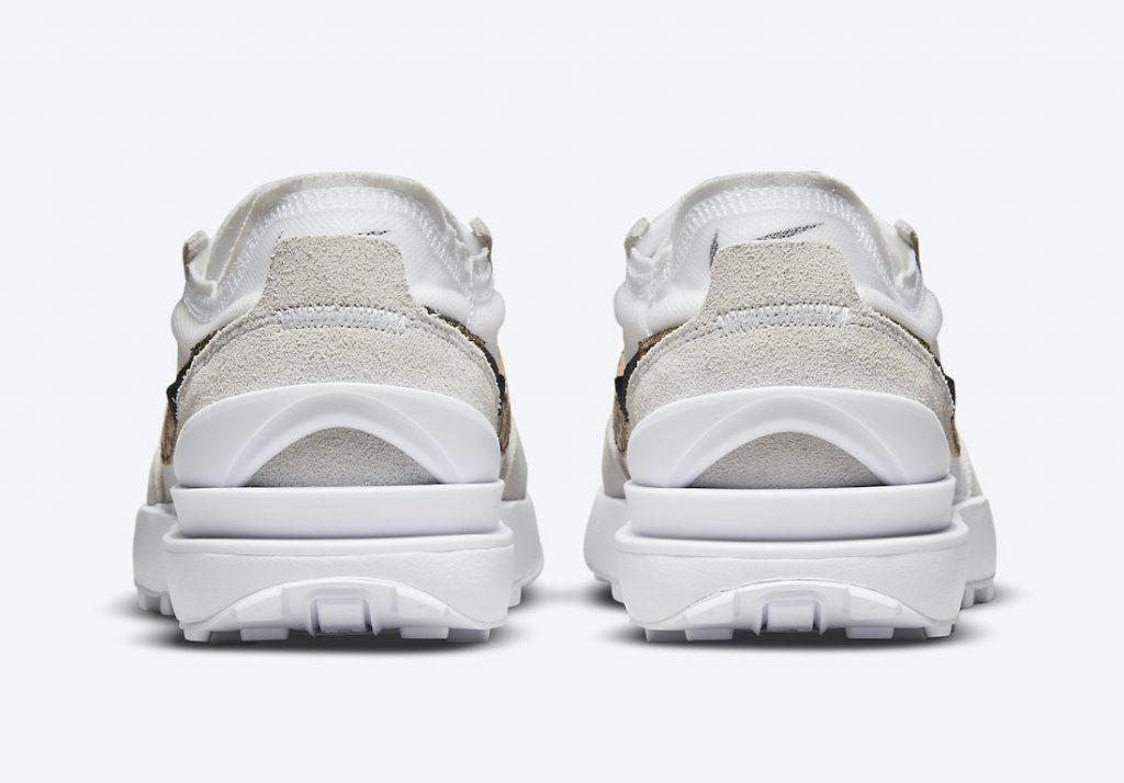 Nike Waffle One Leopard Pack DJ9776-100 Release Date Info