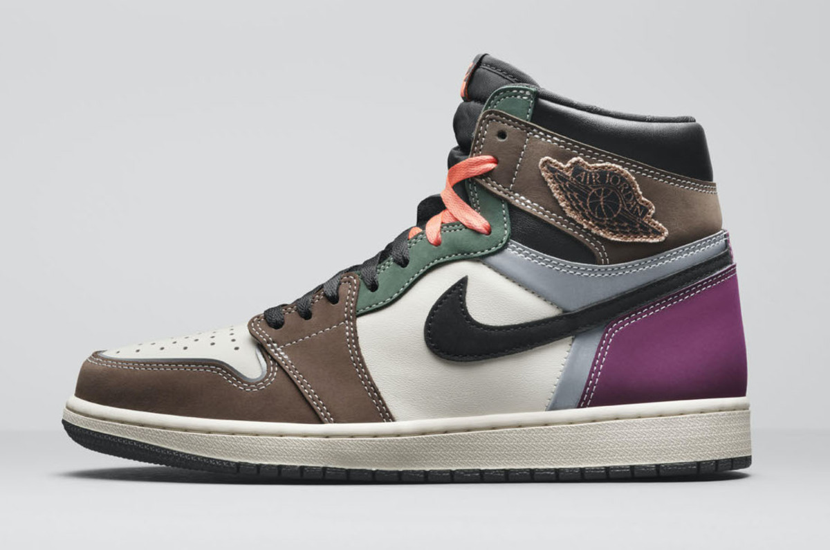 Air Jordan 1 High OG Hand Crafted DH3097-001 Release Date Info