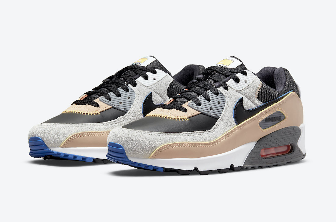 Nike Air Max 90 Alter Reveal DO6108-001 Release Date Info