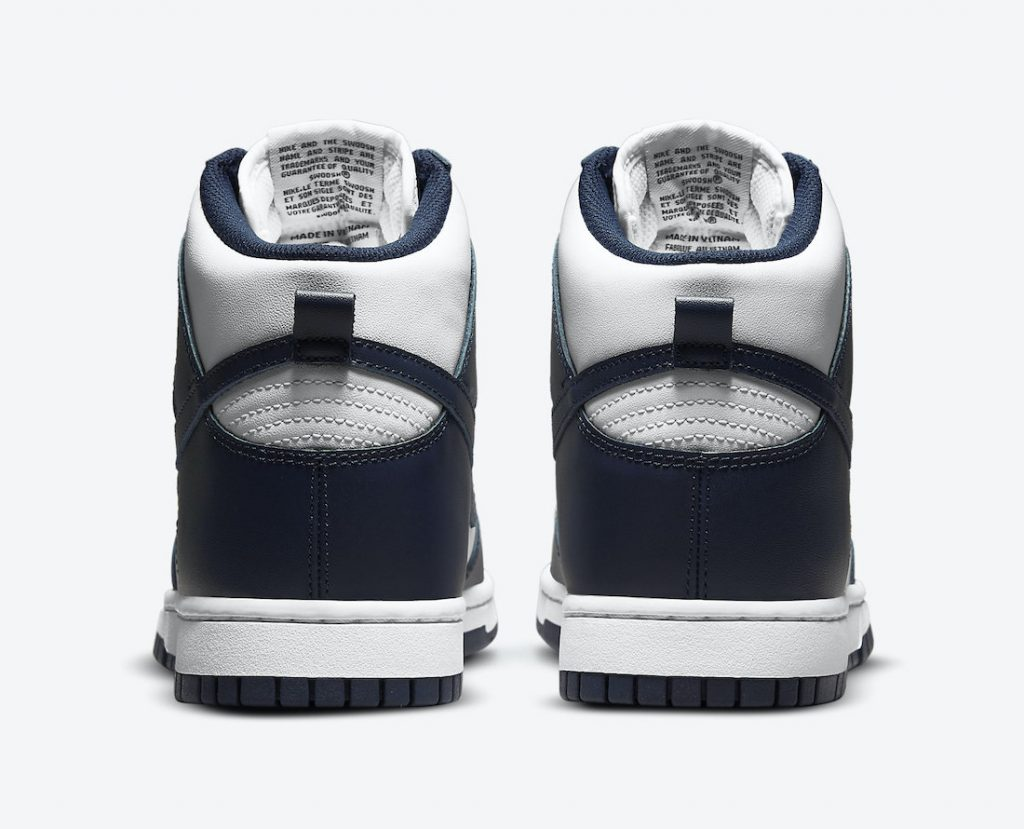 Nike Dunk High Championship Navy DD1399-104 Release Date Info