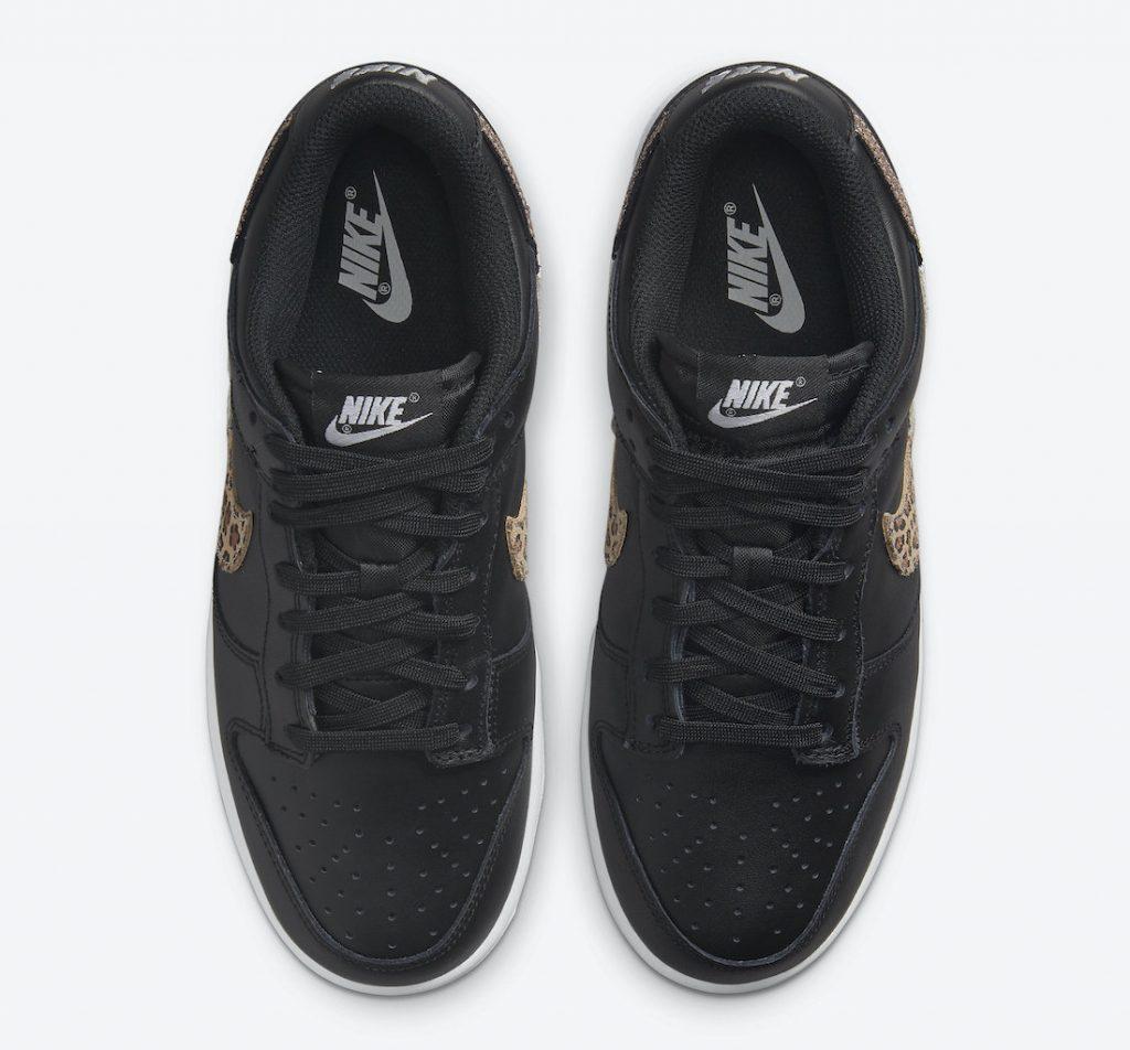Nike Dunk Low Animal Print DD7099-001 Release Date Info