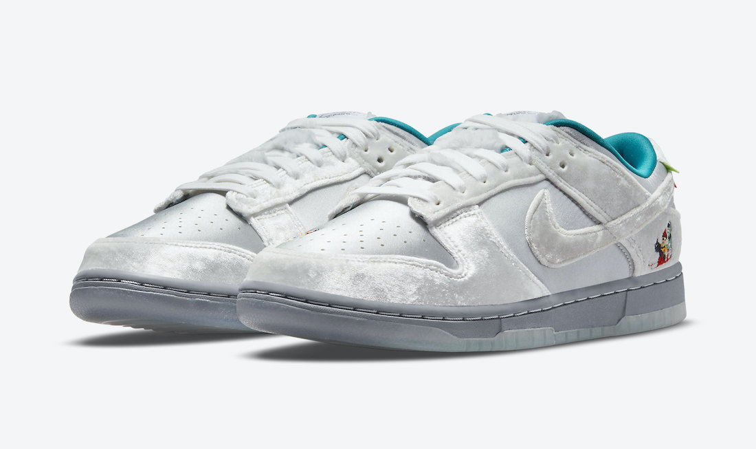 Nike Dunk Low Ice DO2326-001 Release Date Info