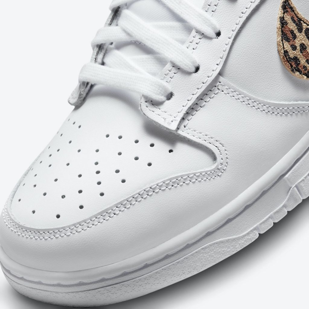 Nike Dunk Low White Animal Print DD7099-100 Release Date Info