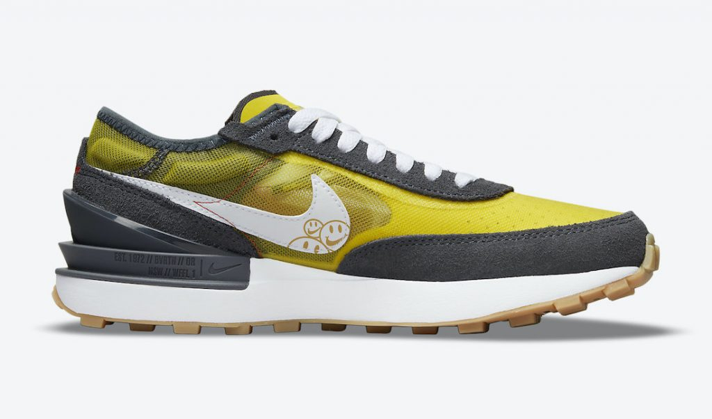 Nike Waffle One GS Go The Extra Smile DO5868-700  Release Date Info