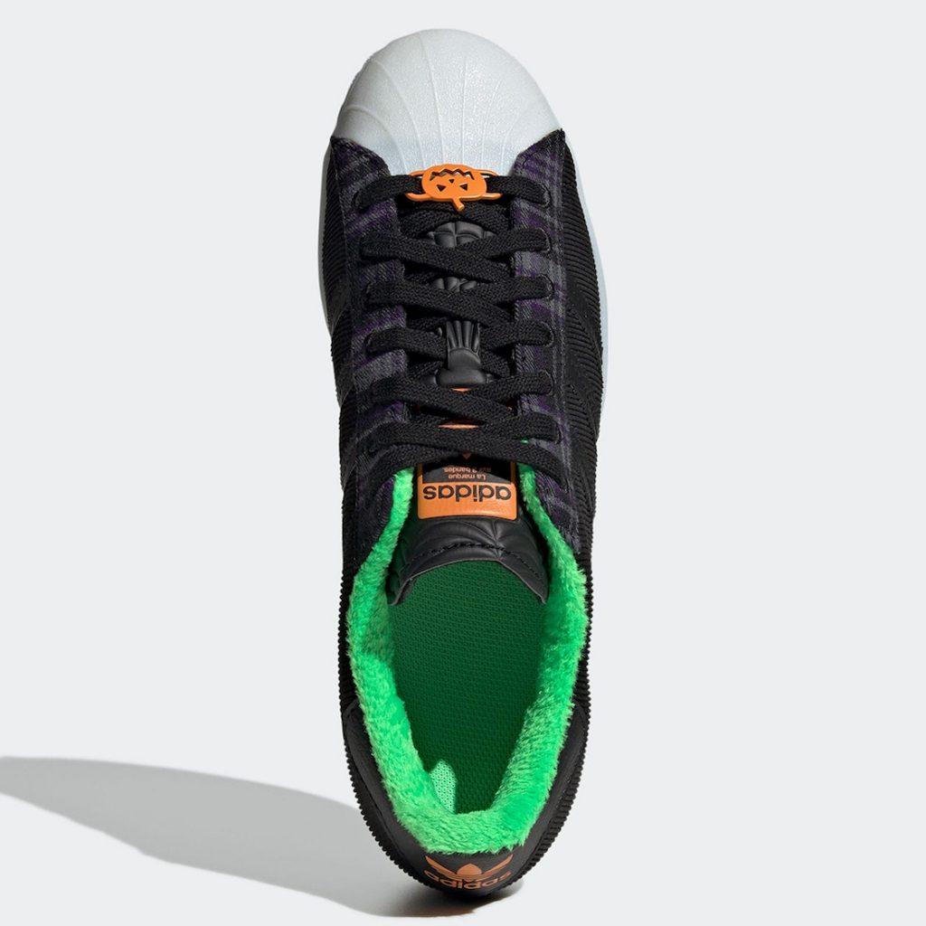 adidas Superstar Halloween H00215 Release Date Info