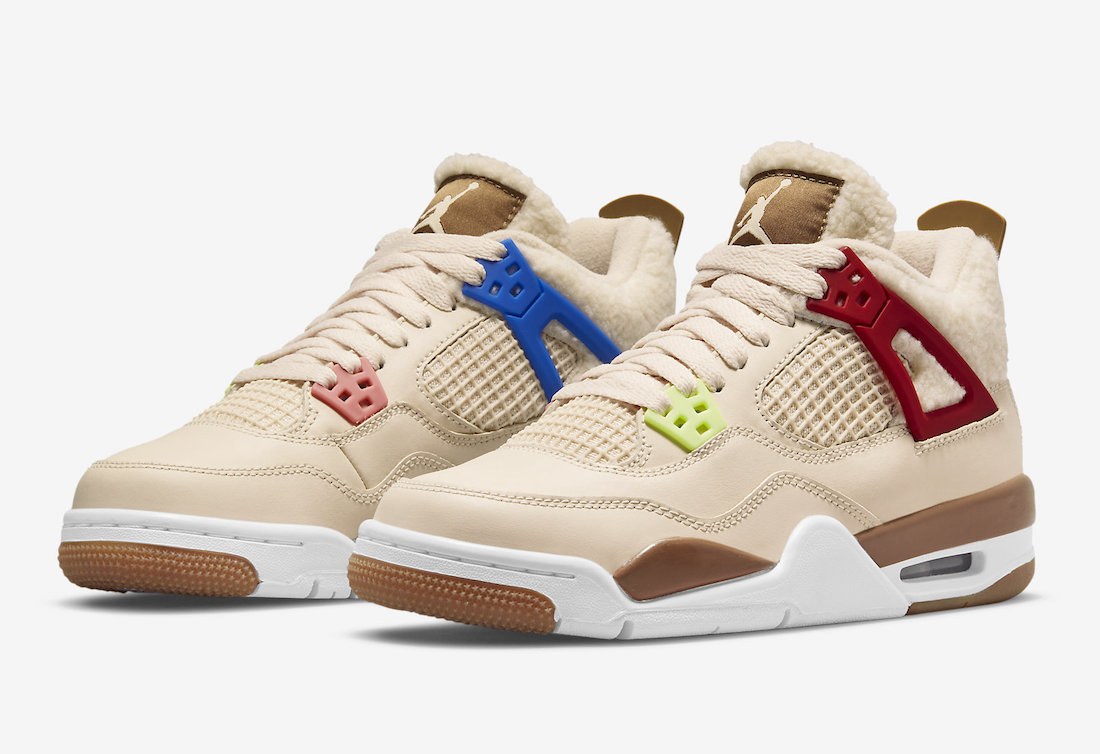 Air Jordan 4 GS Where The Wild Things Are DH0572-264 Release Date Info
