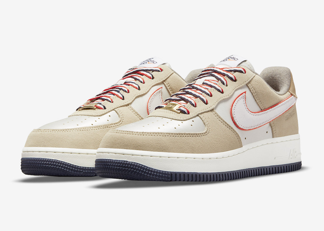 Nike Air Force 1 Athletic Club DQ5079-111 Release Date Info