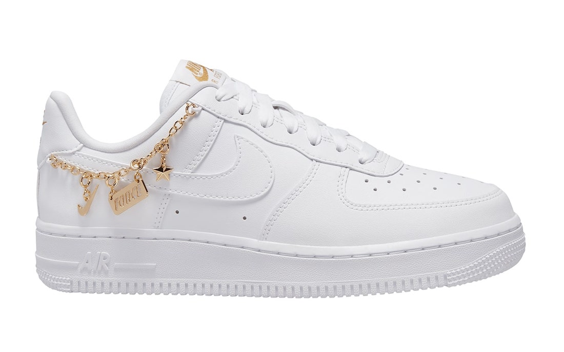 Nike Air Force 1 Low LX Lucky Charms DD1525-100 Release Date Info