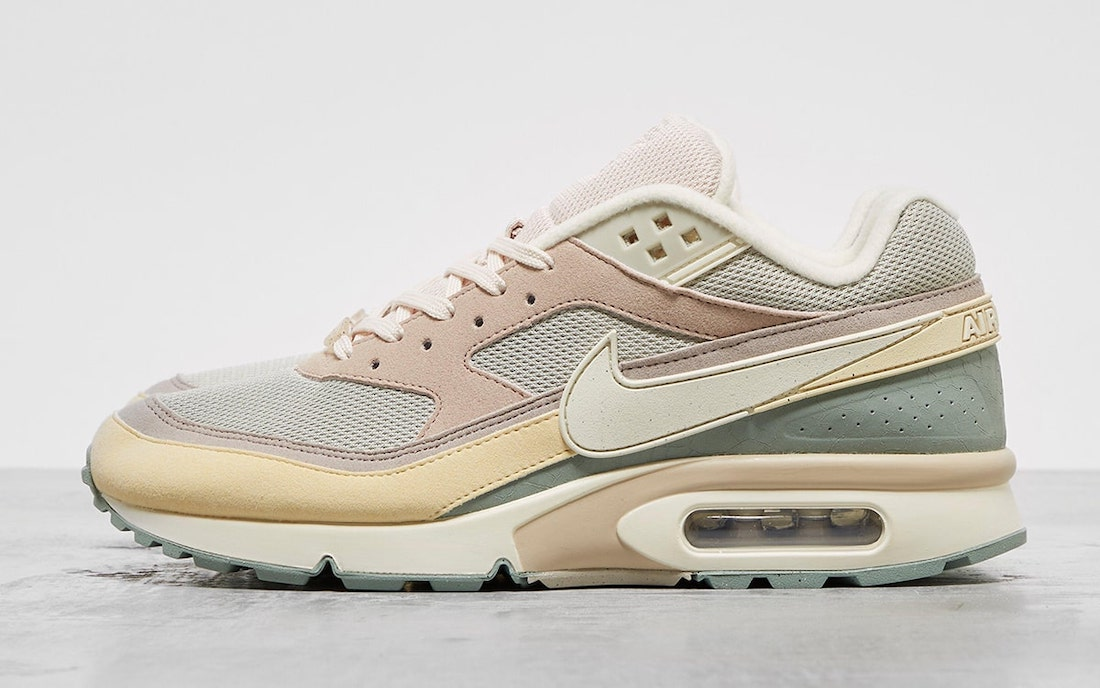 Nike Air Max BW Light Stone DM9094-100 Release Date Info