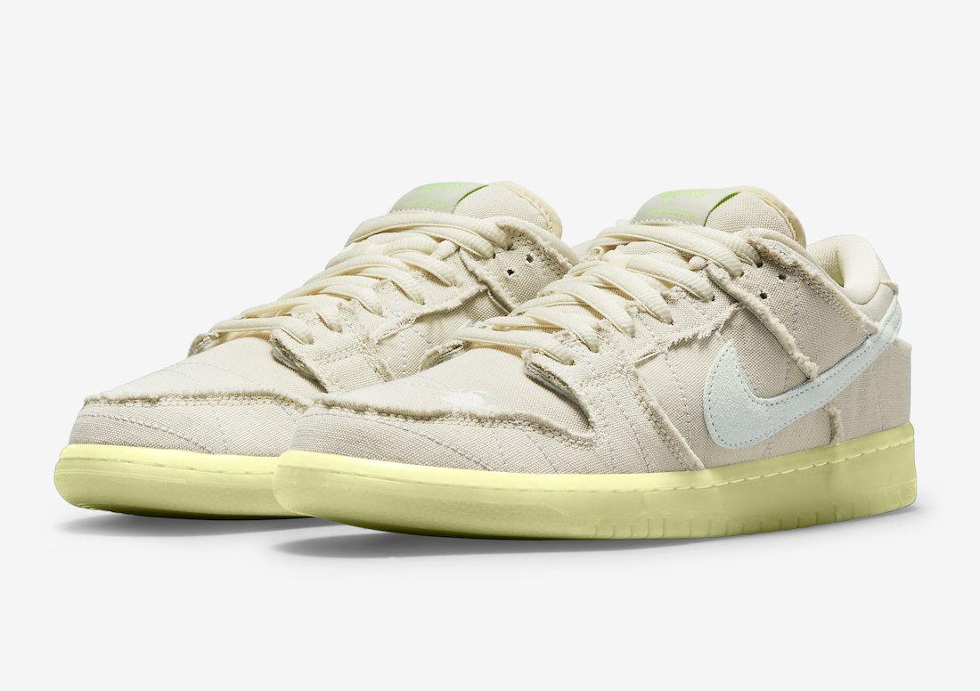 Nike SB Dunk Low Mummy DM0774-111 Release Date Info